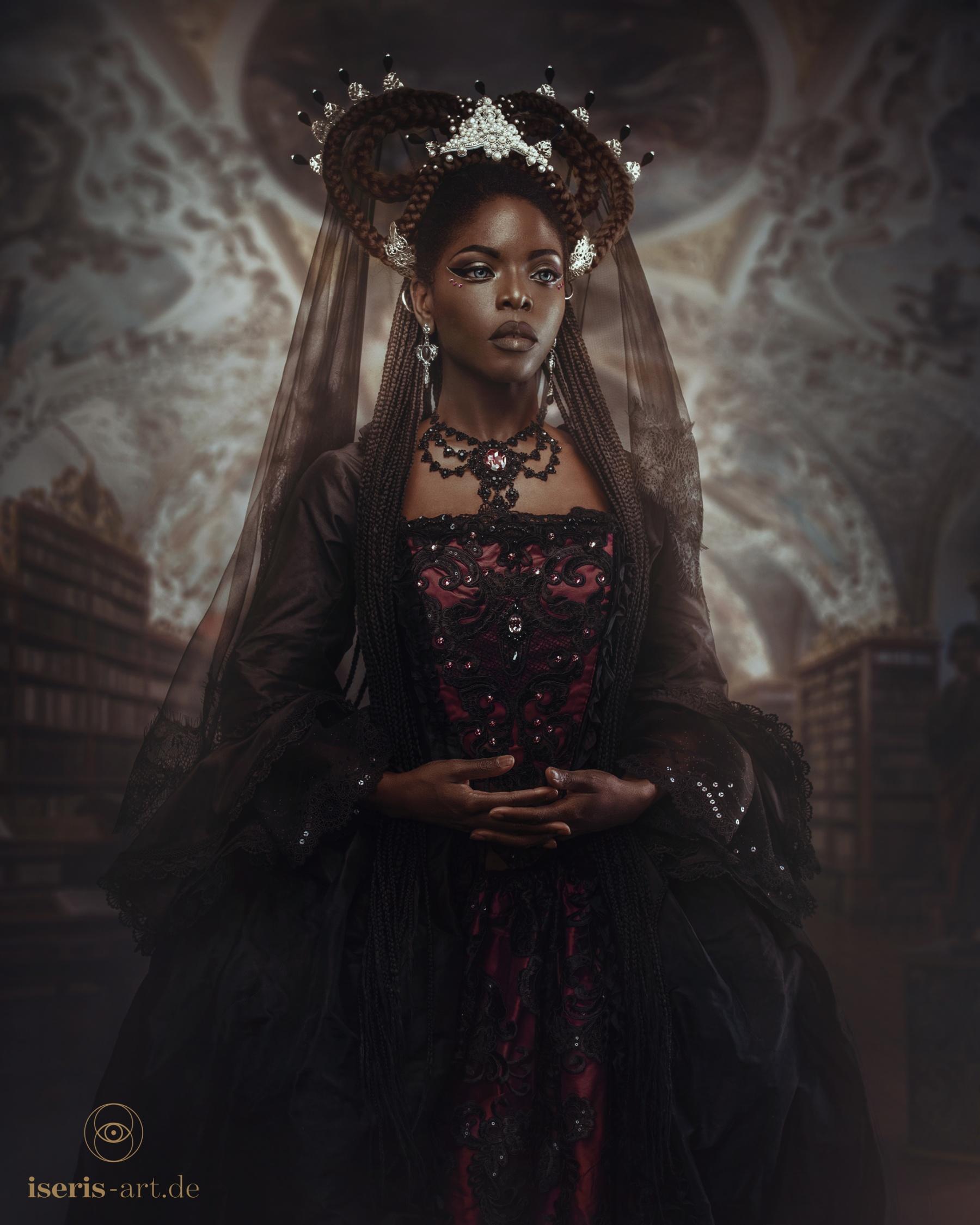 Dark Bride- Fantasy Fotografie